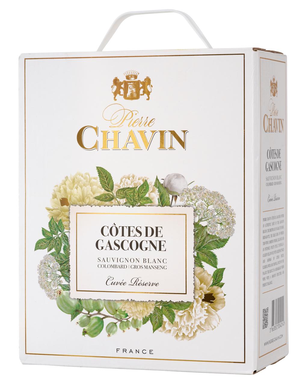 Pierre Chavin Côtes de Gascogne