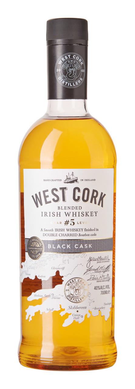 West Cork Black Cask