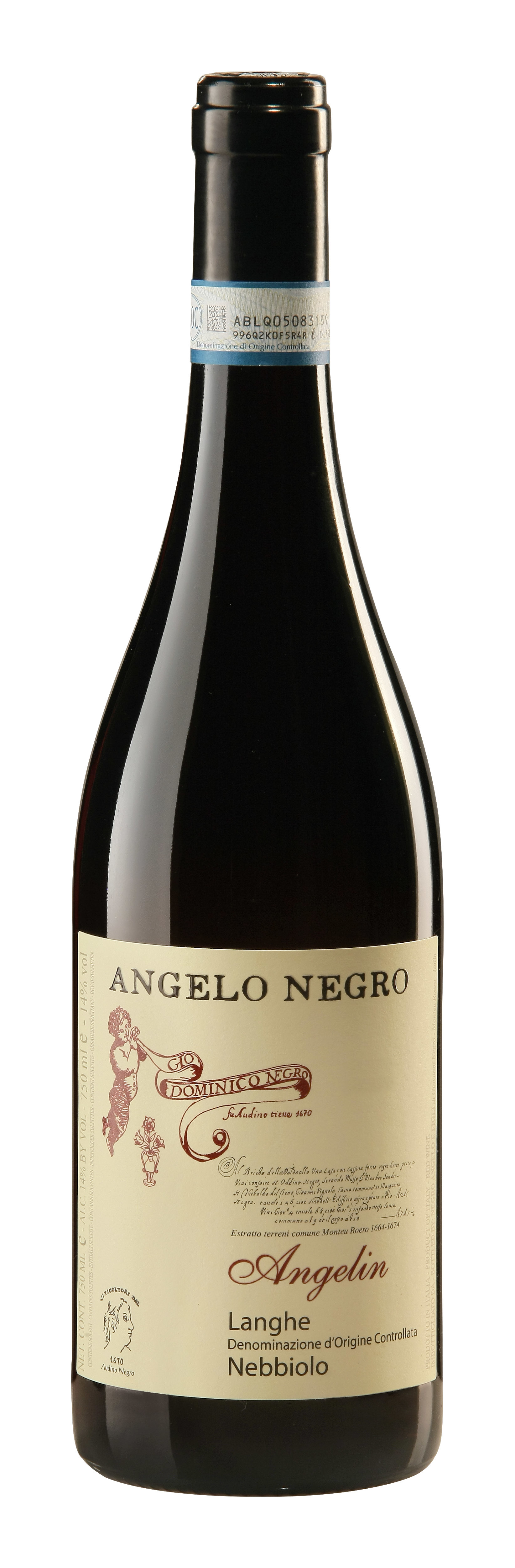 Negro Angelin Langhe Nebbiolo