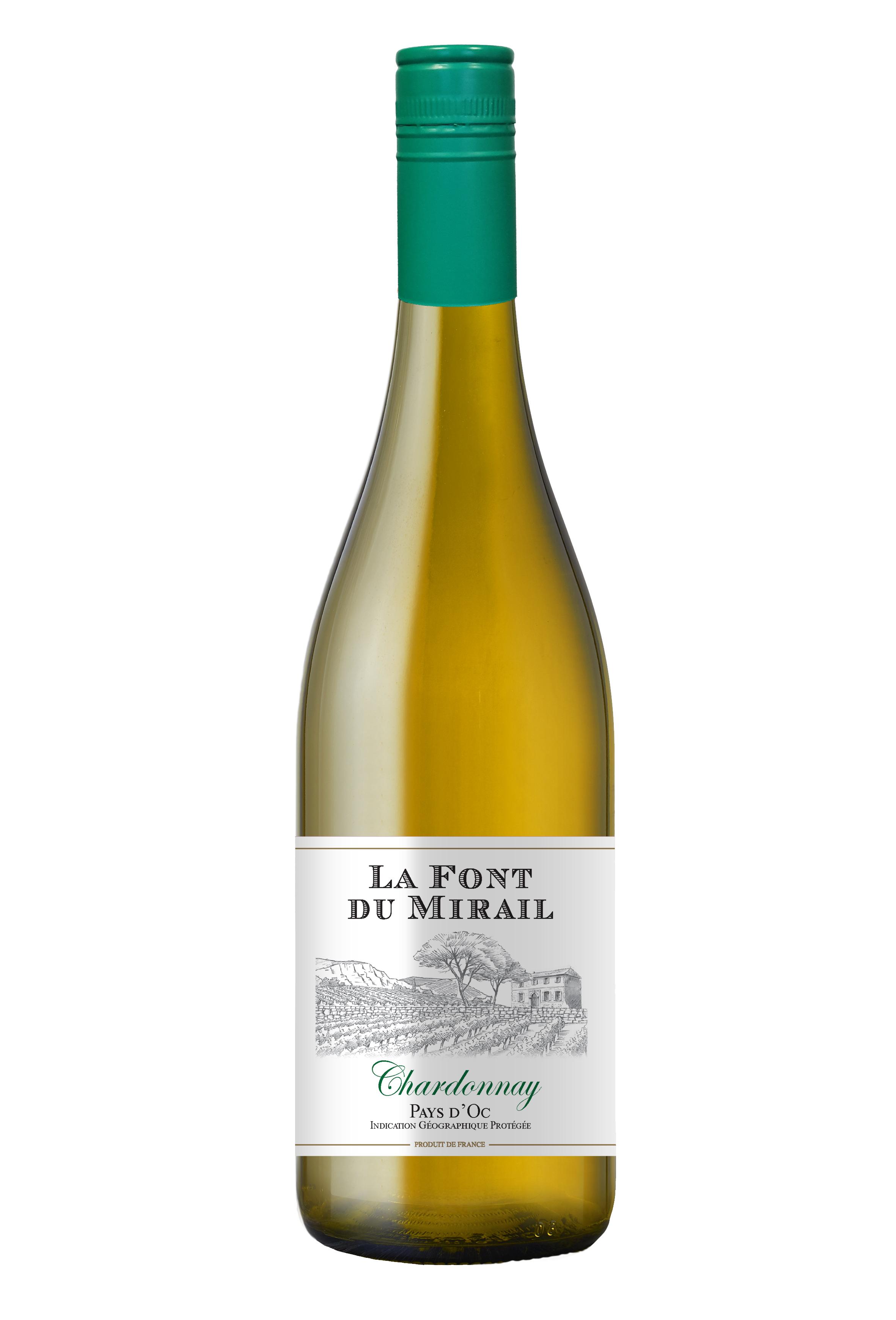 La Font du Mirail Chardonnay 2019