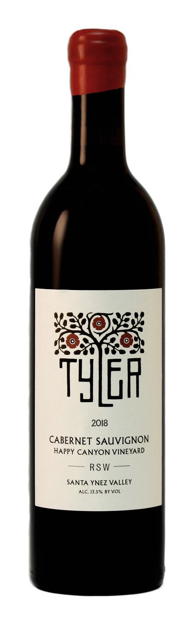 Tyler Happy Canyon RSW Cabernet Sauvignon