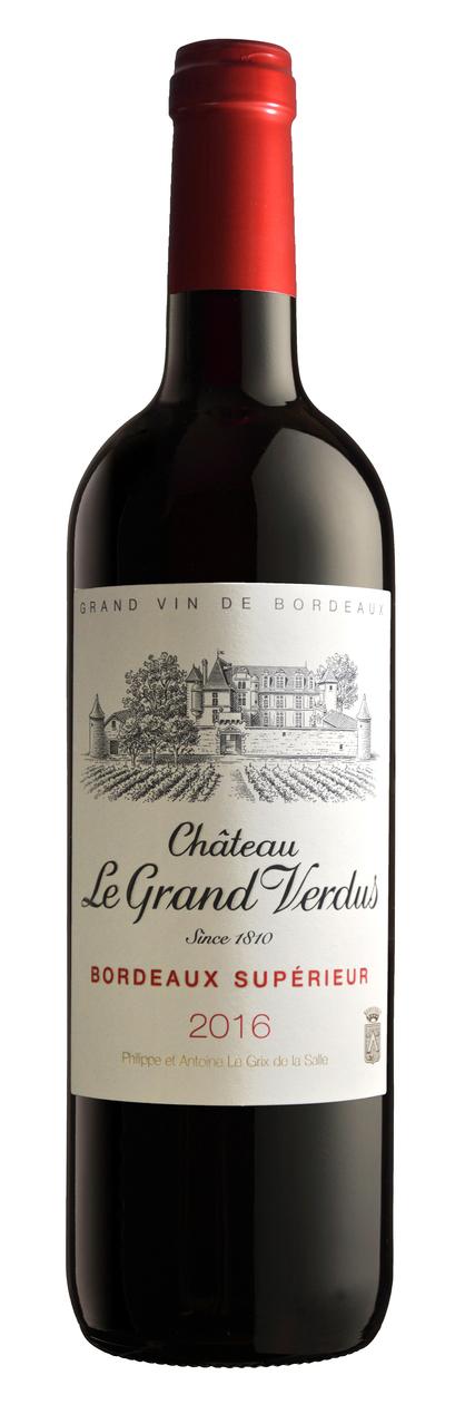 Ch. Le Grand Verdus Bordeaux Supérieur