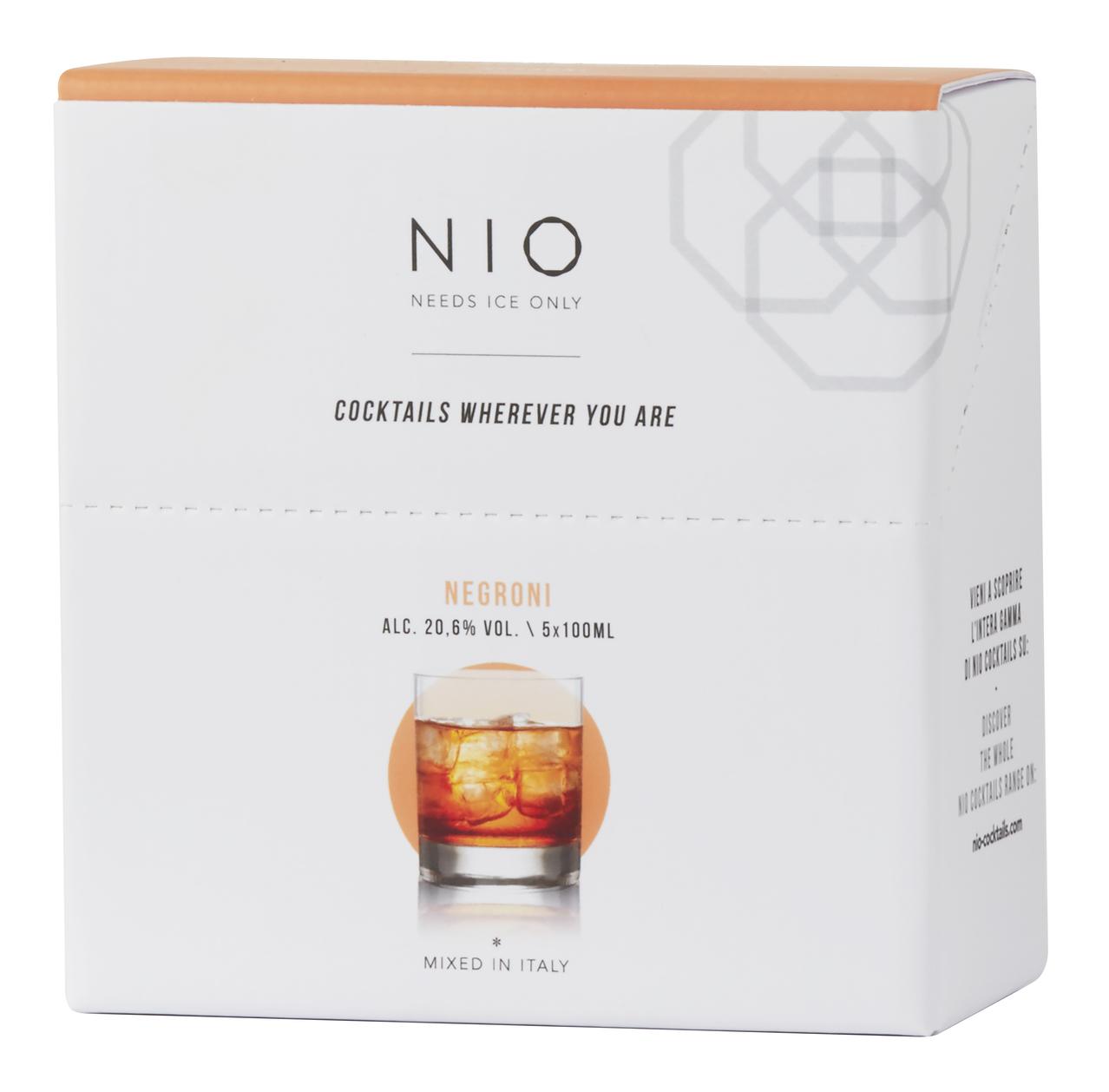 NIO Negroni (5x10cl)