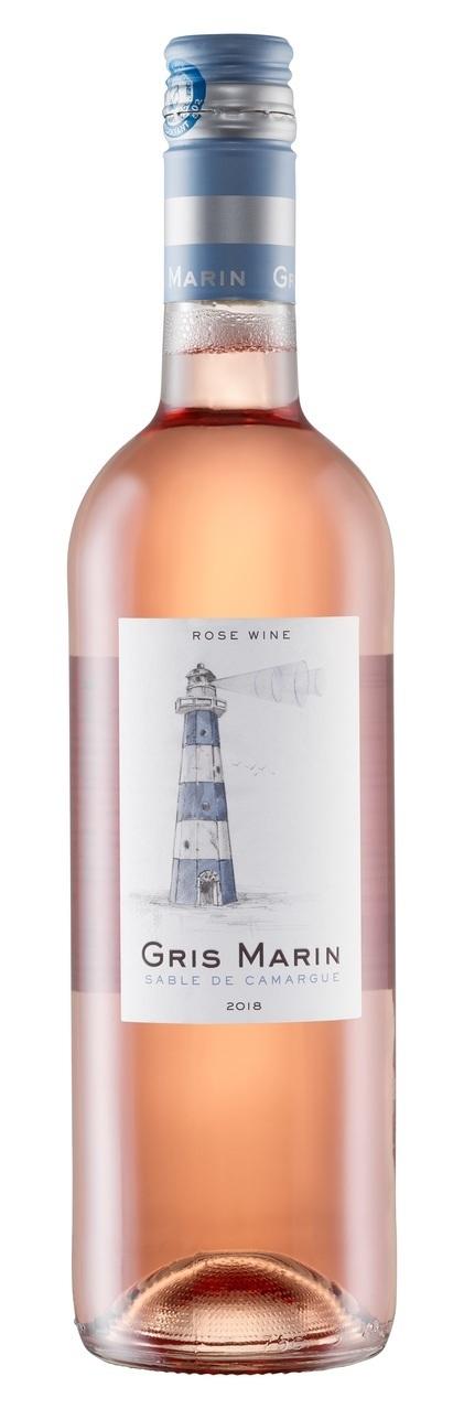 Gris Marin rosé