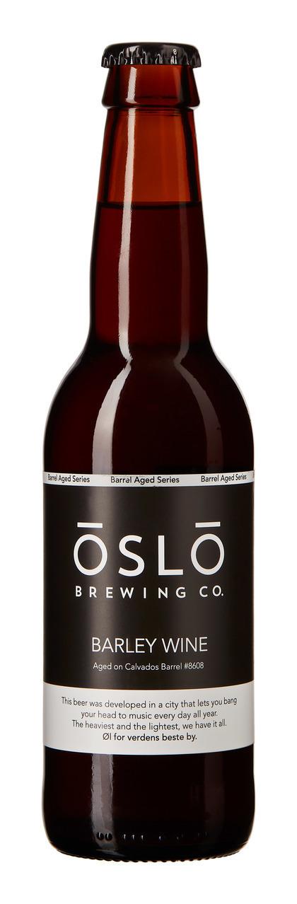 Oslo Brewing Barley Wine