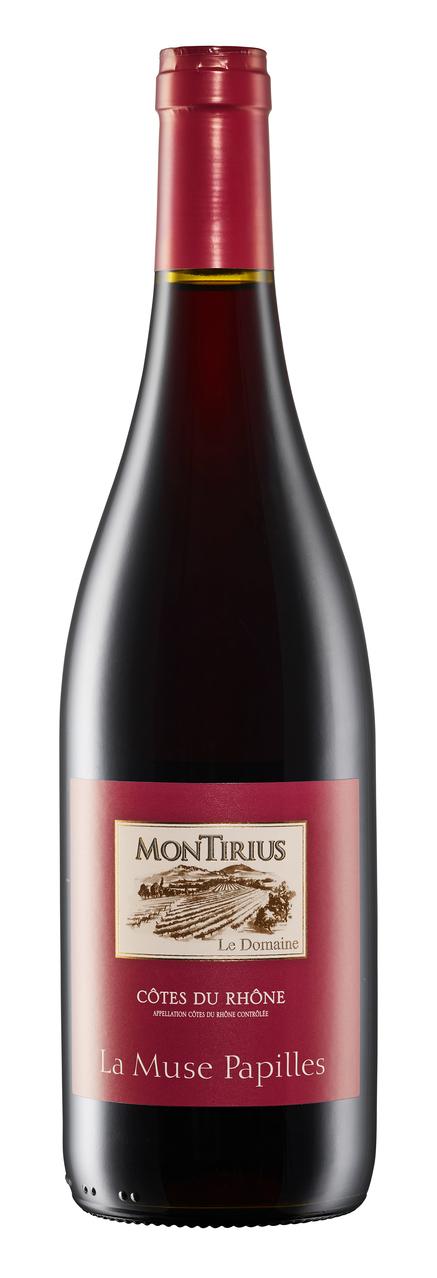 Dom. Montirius Côtes-du-Rhône La Muse Papilles