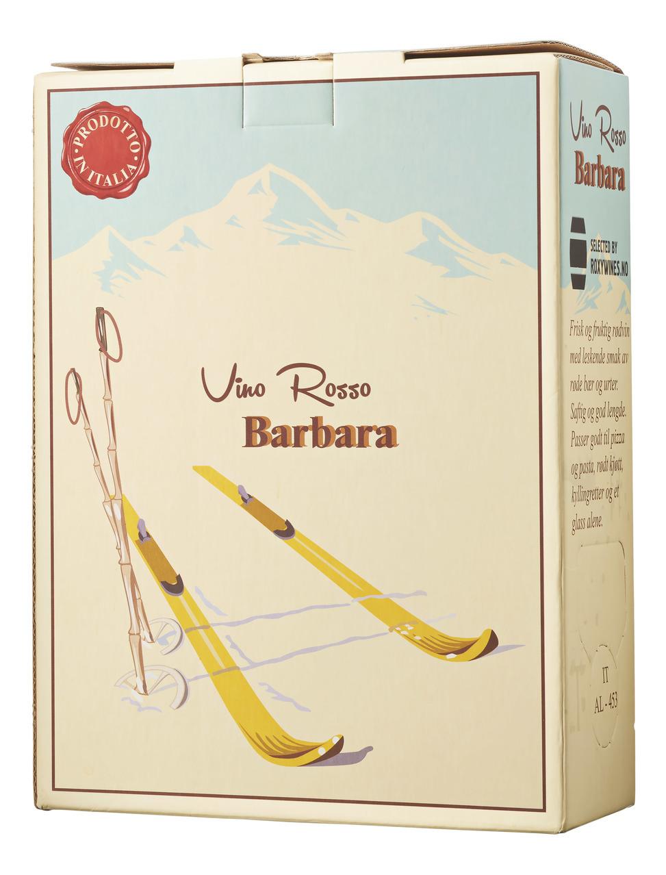 Barbara Vino Rosso