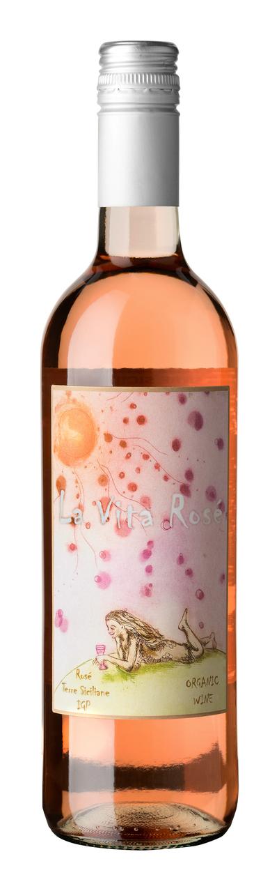 La Vita Rose Terre Siciliane Rosé