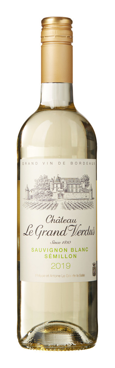 Ch. Le Grand Verdus Bordeaux Blanc