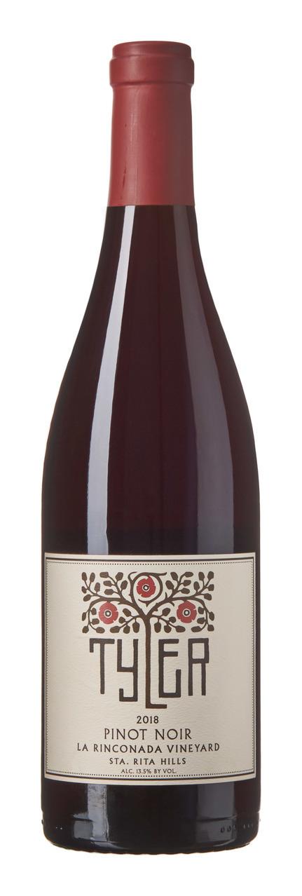 Tyler La Rinconada Vineyard Pinot Noir