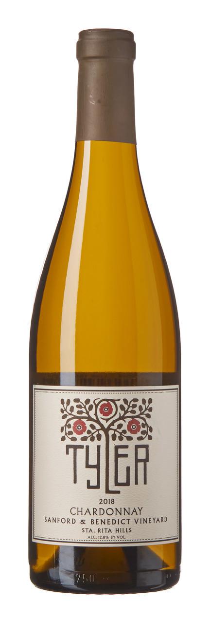 Tyler Sanford & Benedict Vineyard Chardonnay
