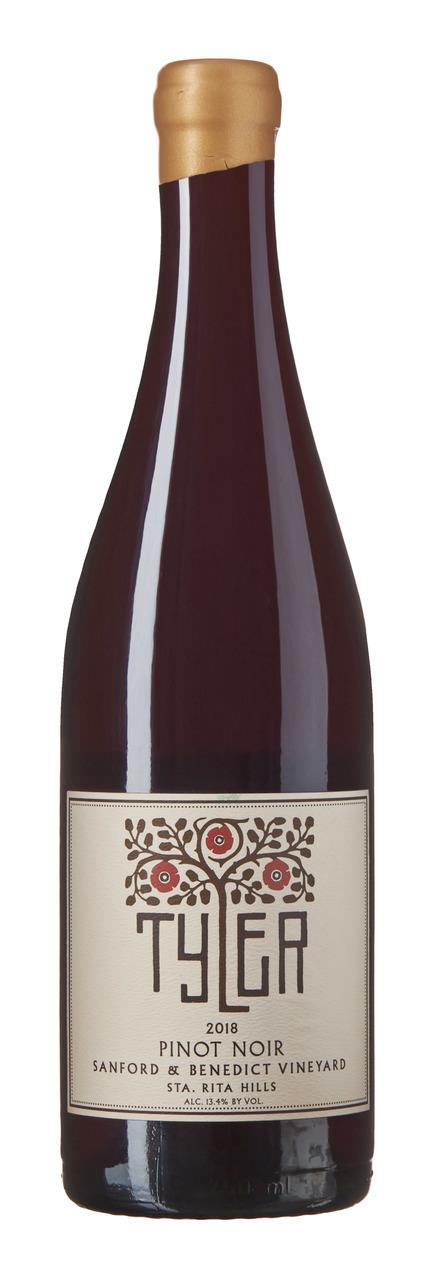 Tyler Sanford & Benedict Vineyard Pinot Noir