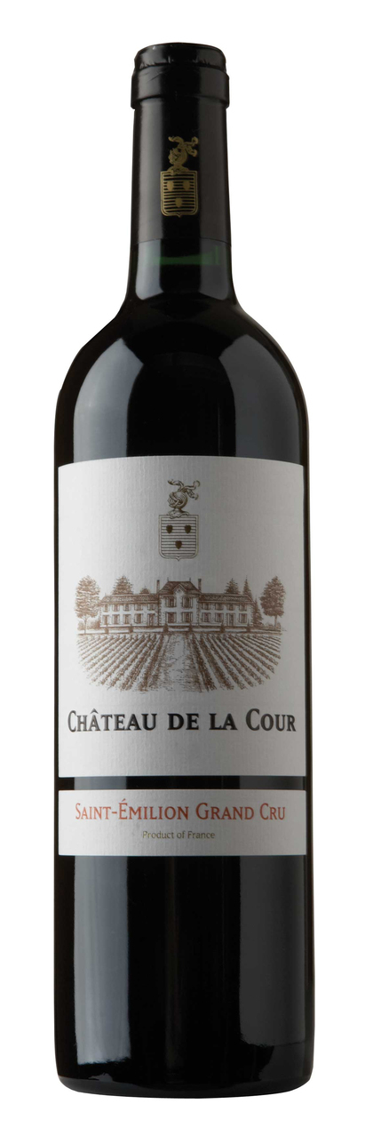 Ch. de la Cour Grand Cru