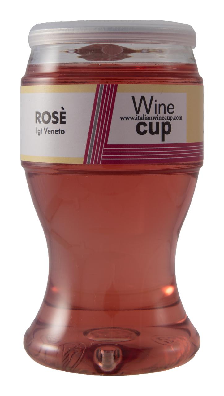 Wine Cup Veneto Rosé