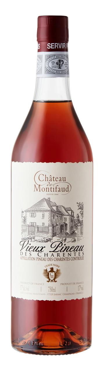Ch. Montifaud Vieux Pineau des Charentes Rouge