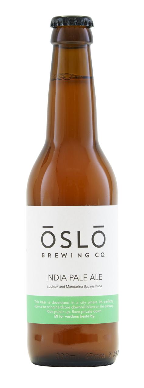 Oslo Brewing India Pale Ale