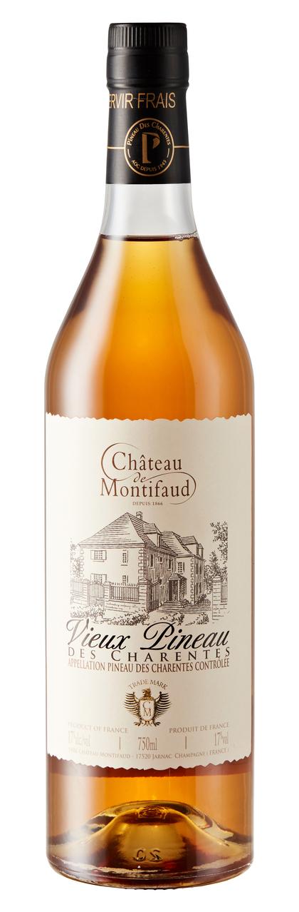 Ch. Montifaud Vieux Pineau des Charentes Blanc